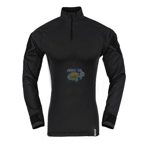 Camisa Invictus Raptor Cor Preta Tam. EG