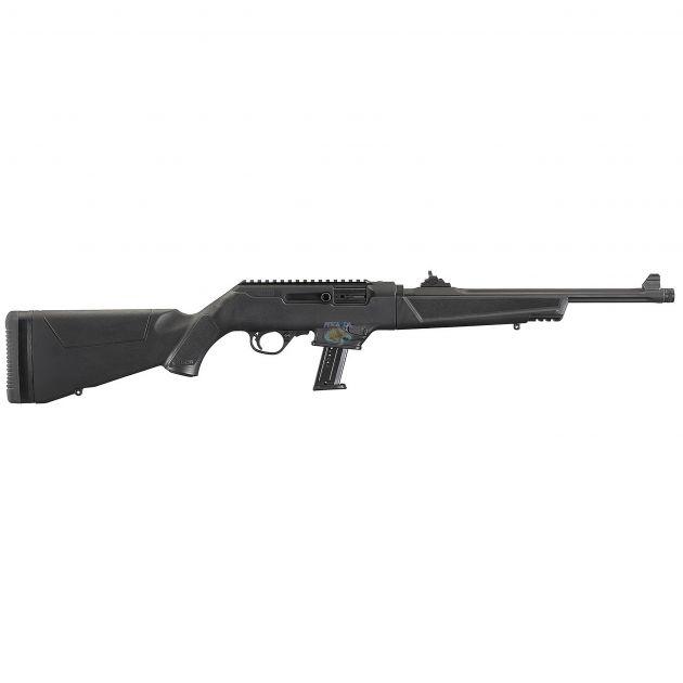 "Carabina Ruger PC CARBINE™ Cal. 9mm 17 Tiros - Cano 16.12"""