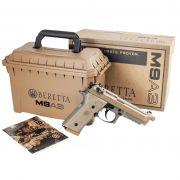 "Pistola Beretta M9A3 Cal.9mm 17 Tiros - Cano 5"""