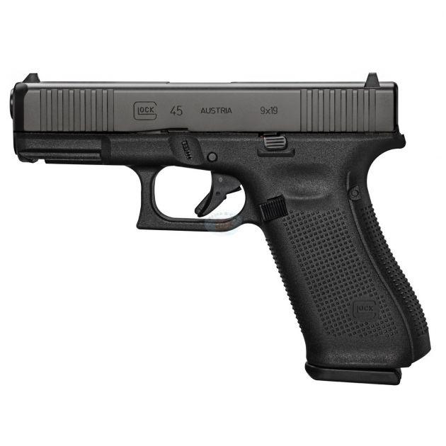 Pistola Glock G45 Gen.5 Cal. 9mm 17 Tiros