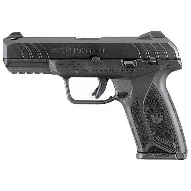 Pistola Ruger Security-9 Cal. 9mm Oxidada - 15 Tiros