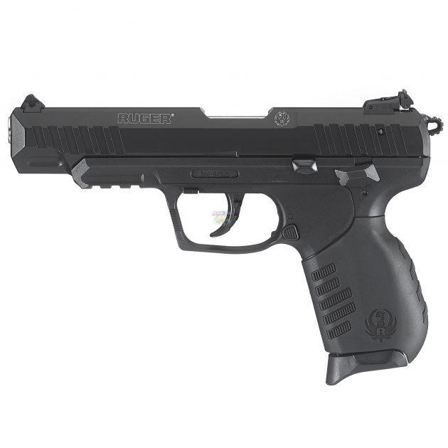 "Pistola Ruger SR22 Cal.22LR 10 Tiros - Cano 4.50"""