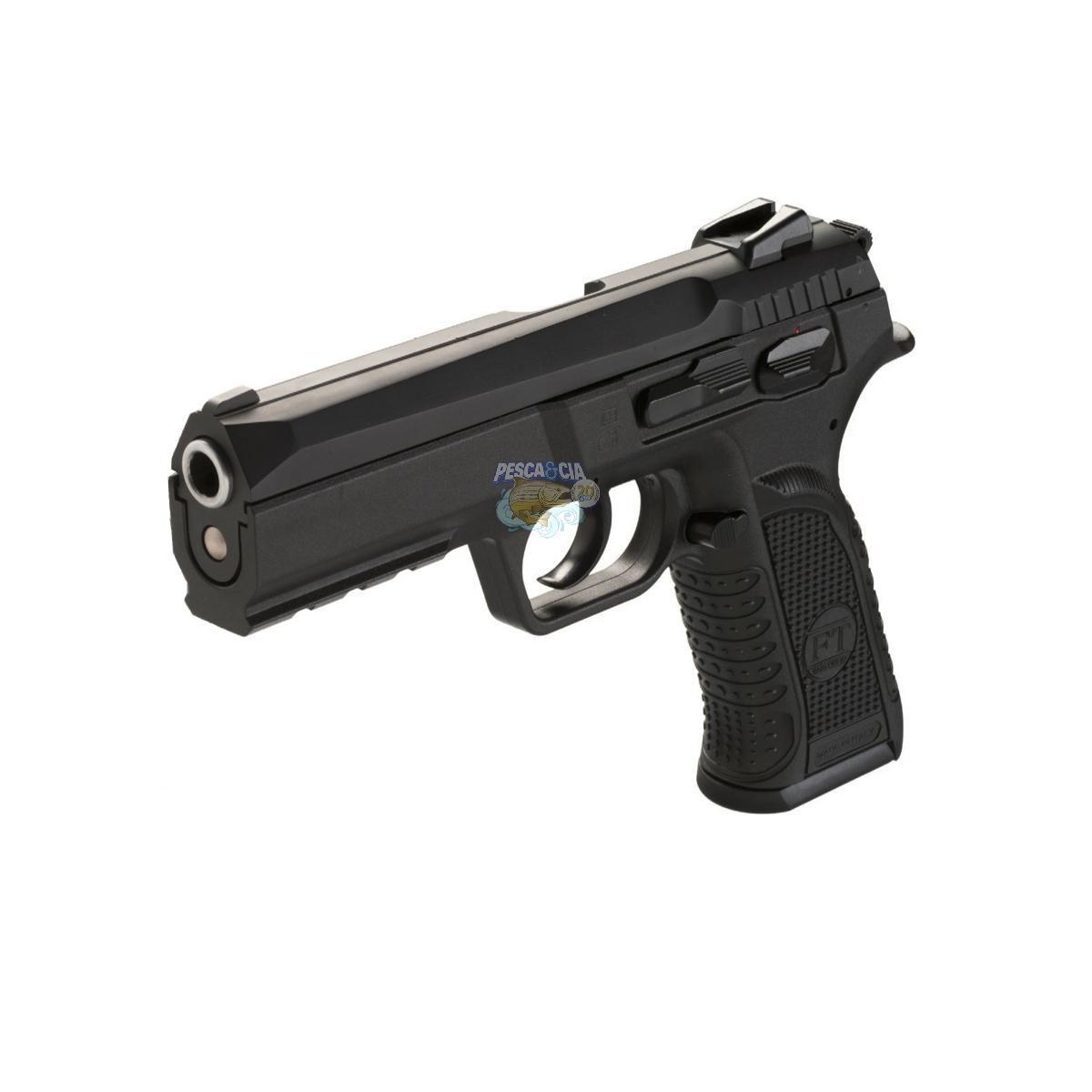 Pistola Tanfoglio Force Plus Cal. 9mm Oxidada 16Tiros