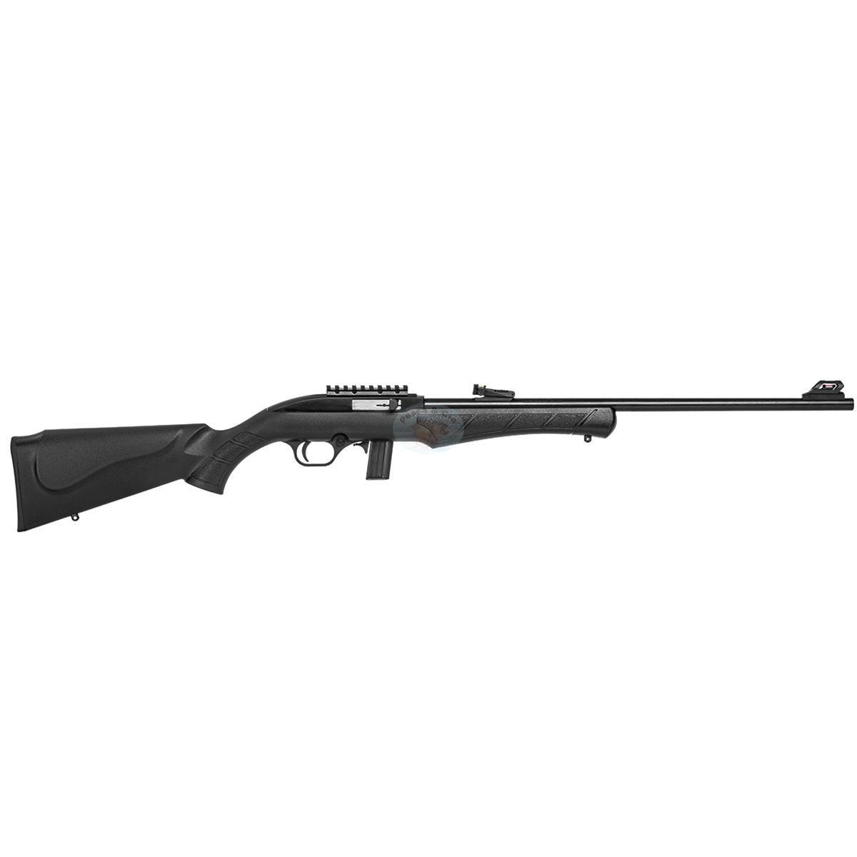 "Rifle CBC Semi-Automático 7022 Standard Cal. .22LR Oxidado Nylon - 21""  + **LUNETA BRINDE**"