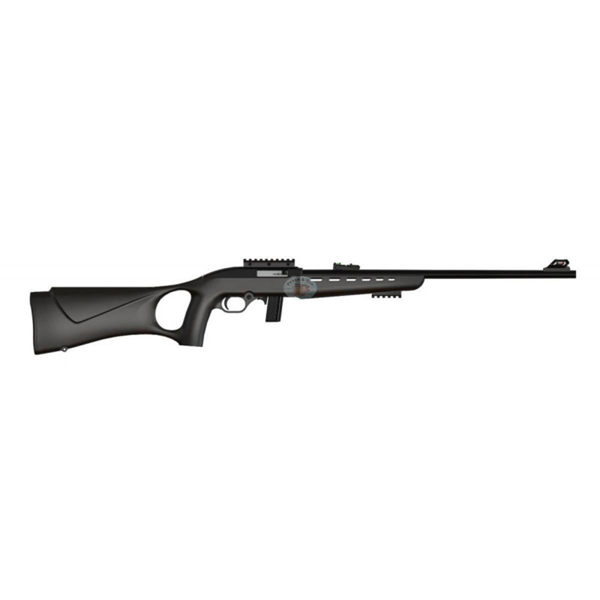 """Rifle CBC 7022 Way Cal. 22LR Semi-Automatico 10 Tiros - Cano 21"""" + **LUNETA BRINDE**"""