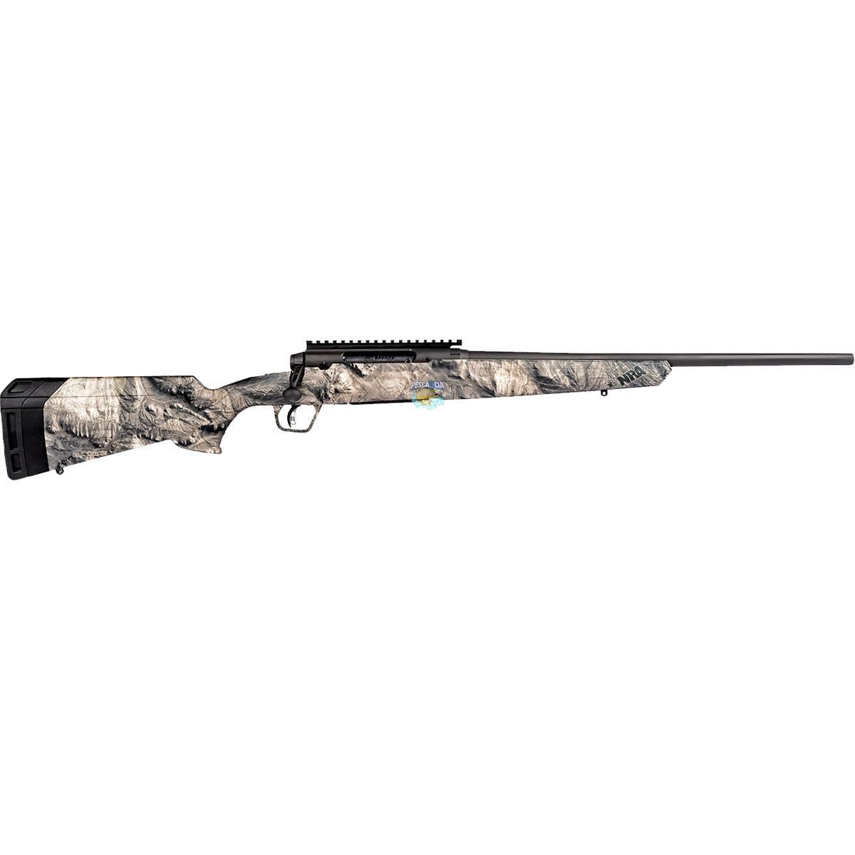 "Rifle Savage Axis II Overwatch  Cal. .308win 20"" Camo Mossy Oak - 04 Tiros  *VENDA EXCLUSIVA CACs"
